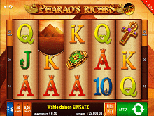 Pharaos Riches - Red Hot Firepot
