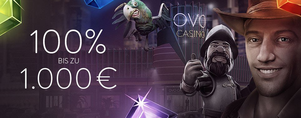 ovo casino sperren