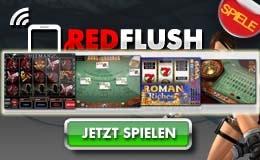 Redflush über 5000 Casino Spiele