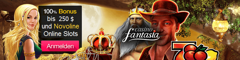 Book of Ra Casino Fantsia