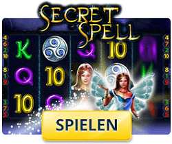 Secret Spell Sunmaker Casino
