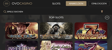 ovo casino 8 euro gratis