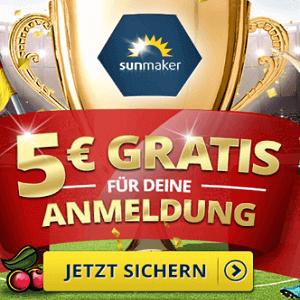 Sunmaker WM Bonus