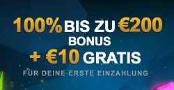 Videoslots Bonus Angebot für Neukunden