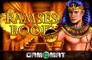 Ramses Book im Mr Green Casino