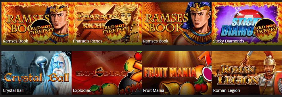 Energy Casino Gamomat Slots kostenlos spielen