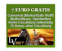 lvbet 7 euro gratis ohne einzahlung