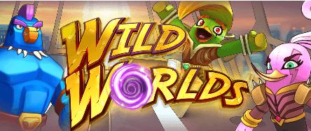 Wild Worlds Slot kostenlose Freispiele erhalten