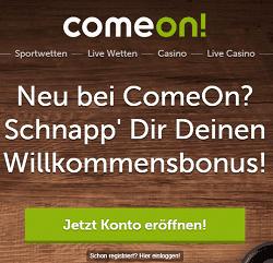 comeon-bonus-angebot-400-oder-100-Euro