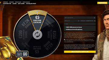 Energy Casino Bonus ohne Einzahlung