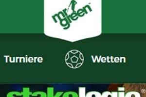 Mr Green erweitert sein Angebot mit Stakelogic Slots