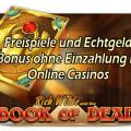 Casinos mit guten Bonusangeboten und Freispiele für Spielautomaten