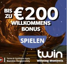 Twin Casino Bonus und Freispiele