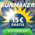 Sunmaker - ein pures online Casino Erlebnis