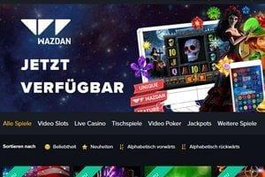 Das Wazdan Live- und Willkommensbonus-Abenteuer bei Fairplay