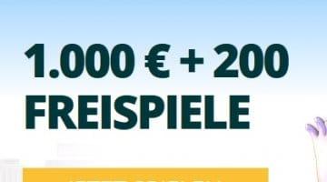 Mit Conan im Luckland Casino bis zu 1000€ gewinnen