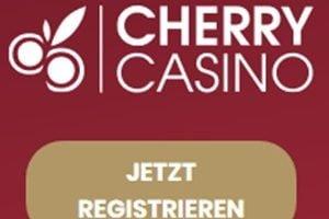 Wählbaren Cherry Casino Willkommensbonus nutzen