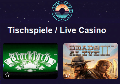Ocean Breeze Casino ohne Limits