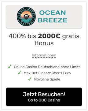 Ocean Breeze Novoline Deutschland
