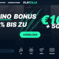 Casino ohne Limit - Playzilla Bonus 200% + 500 Freispiele